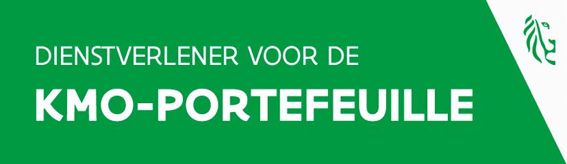 Confocus is erkend dienstverlener voor de KMO-portefeuille