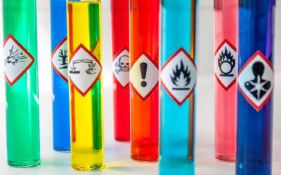 Omgaan met gevaarlijke stoffen: inspecties aangekondigd in 2017