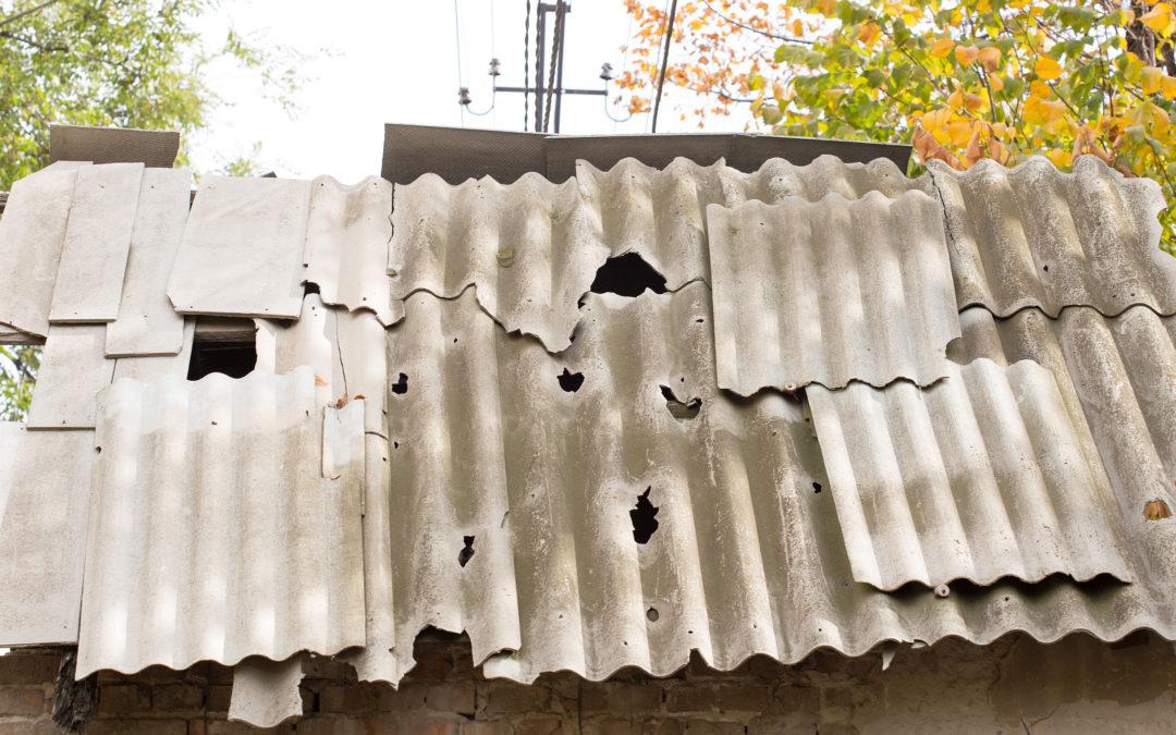 Verplichte asbestinventarisatie!