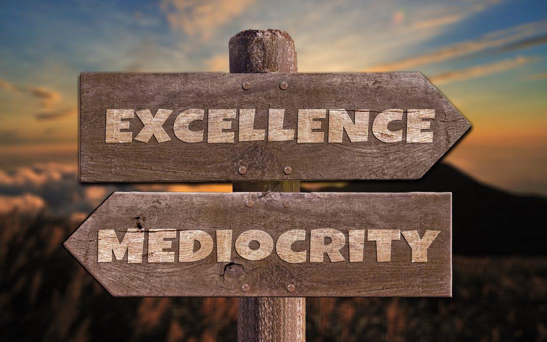 Customer excellence in denken en doen: maak het verschil op de markt.