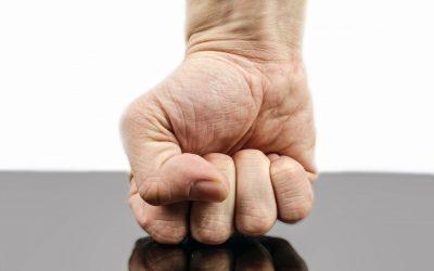 Omgaan met verbale en non-verbale agressie.